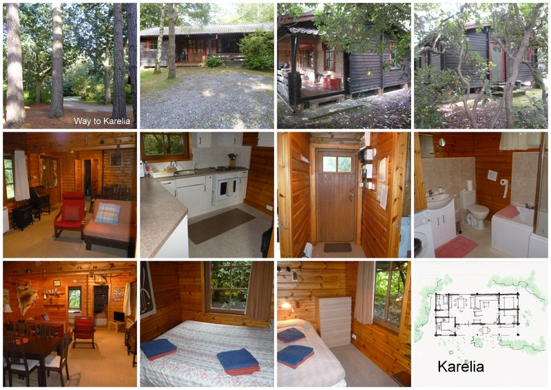 Karelia cottage - self-catering near the New Forest